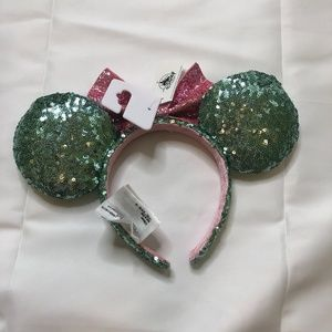 Disney Accessories - Disney Parks Minnie Mouse Headband Ears